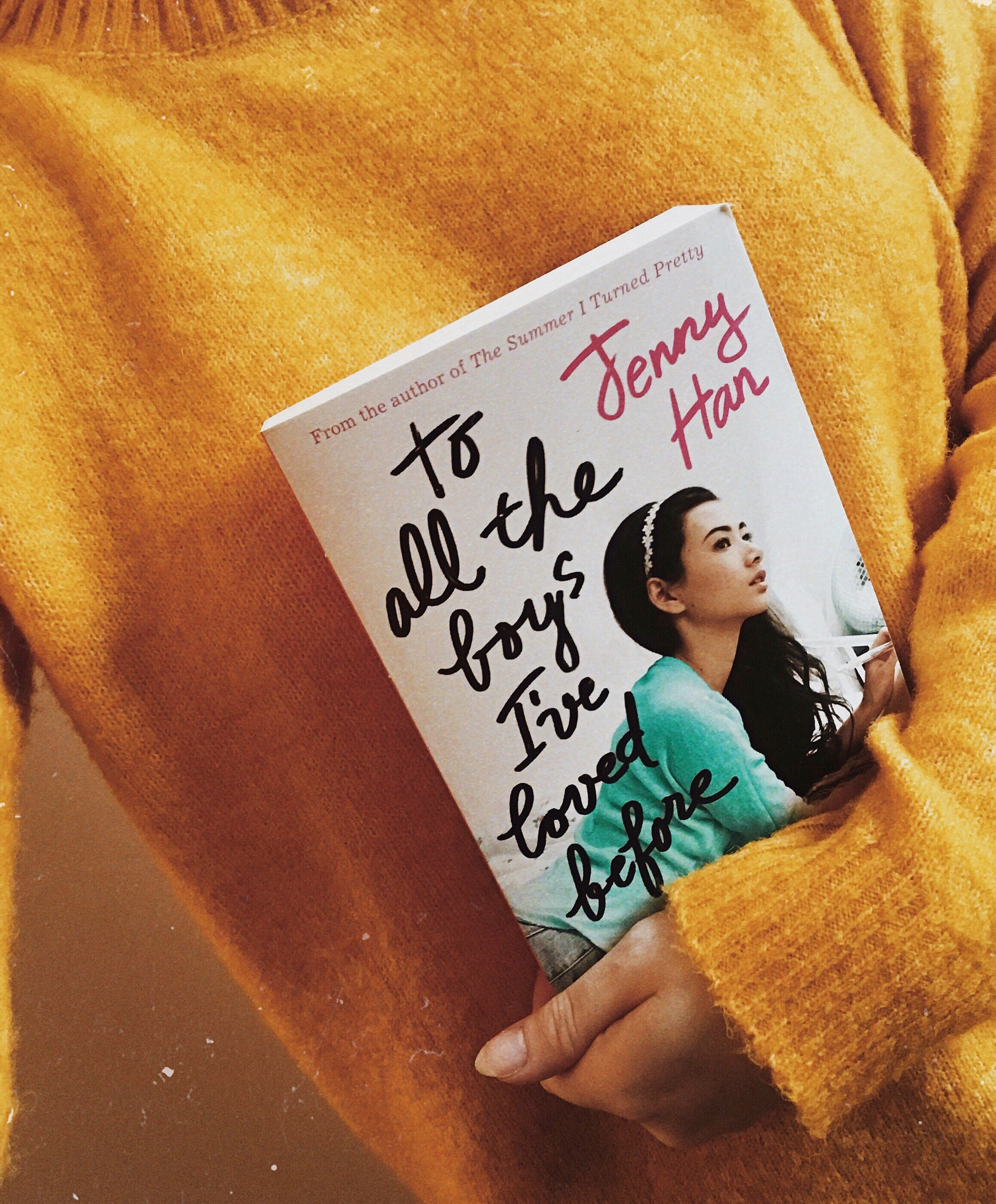 To All the Boys I've Loved Before' Jenny Han - Bookishy